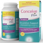 Conceive Plus 排卵期支持剂120粒
